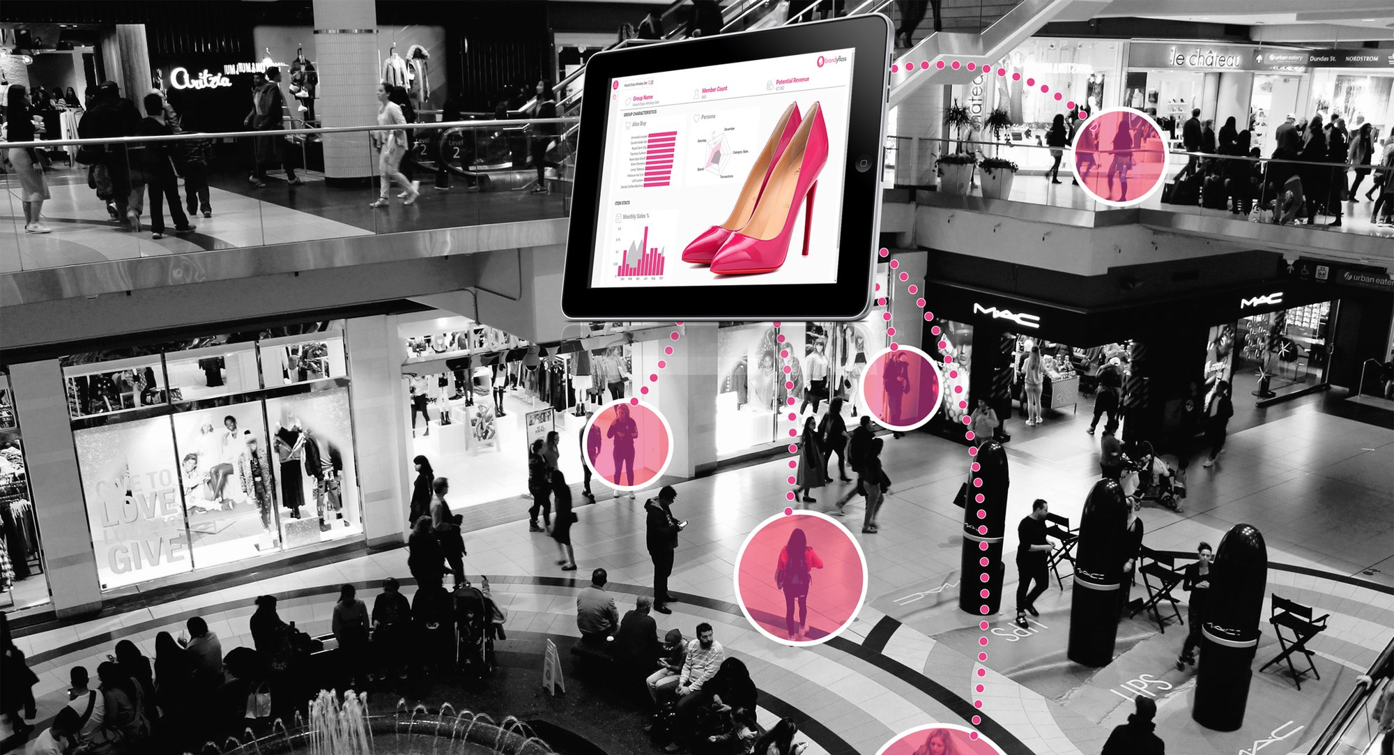 brandyfloss Case Study: Increasing Retail Sales Conversion with A.I. Software